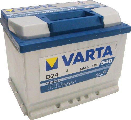 Varta Blue Dynamic Autobatterie D24 5604080543