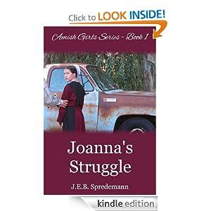 Joanna's Struggle (Amish Girls Series - Book 1)