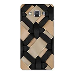 Nyl Strap Print Back Case Cover for Galaxy Grand 3
