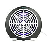 Apalus LED Insect Trap, Smart Indoor Mosquito Traps, Electric Mosquito Killer, LED Ultraviolet Light Bug Zapper, No Chemicals
