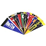 Big 10 Conference Mini Pennant Set