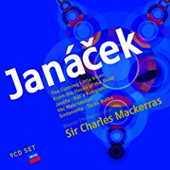 Jan�cek: Operas (9 CDs)