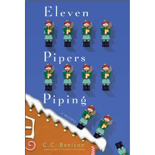 Eleven Pipers Piping: A Father Christmas Mystery (Father Christmas Mysteries)