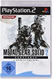 Metal Gear Solid 2 - Substance - [PlayStation 2]