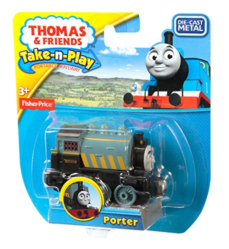 Fisher-Price Thomas The Train Take-N-Play Porter