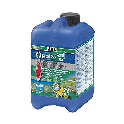 Jbl 27142 heilmittel gegen bakterien und flossenf ule bei for Gartenteichfische arten
