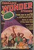 img - for [Pulp magazine]: Thrilling Wonder Stories -- February 1937, Volume 9, Number 1 book / textbook / text book