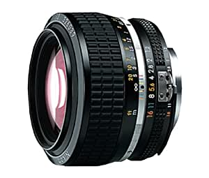Nikon 50mm f/1.2 Nikkor AI-S Manual Focus Lens for Nikon Digital SLR Cameras