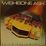 twin barrels burning LP