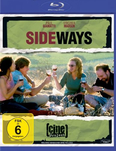 Sideways - Cine Project [Blu-ray]