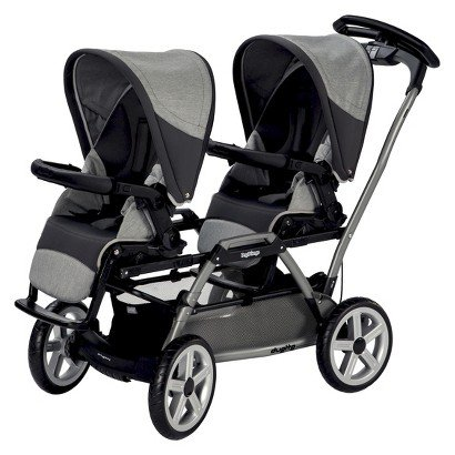 Travel System For Twins front-90508