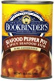 Bookbinders (Old Original) Seafood Pepper Pot Soup, 10.5-Ounce (Pack of 6)