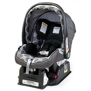 Peg Perego Primo Viaggio SIP 30-30 Car Seat, Grey