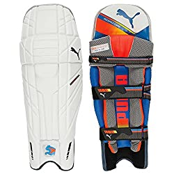 PUMA EVO SPEED 4000 CRICKET BATTING PADS- MENS(AGE 15 +)