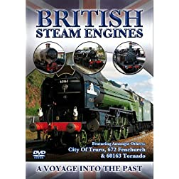 British Steam Engines: City of Truro & More