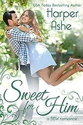 Sweet for Him: A BBW Romance (Sweet A BBW Romance Book 2) (English Edition)