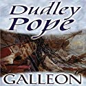Galleon Audiobook by Dudley Pope Narrated by Ric Jerrom
