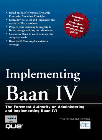 implementing-baan-iv-by-yves-perreault-1998-01-02
