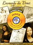 Leonardo da Vinci Treasury CD-ROM and Book (Dover Electronic Clip Art) (0486997316) by Leonardo da Vinci