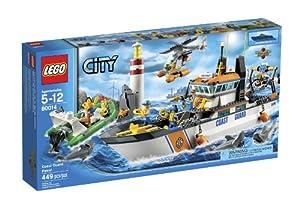 LEGO Coast Guard Patrol