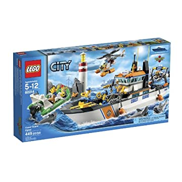 Lego Coast Guard Patrol (60014)