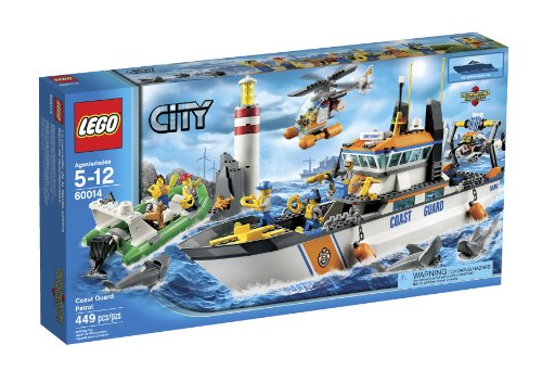 LEGO Coast Guard Patrol Amazon.com