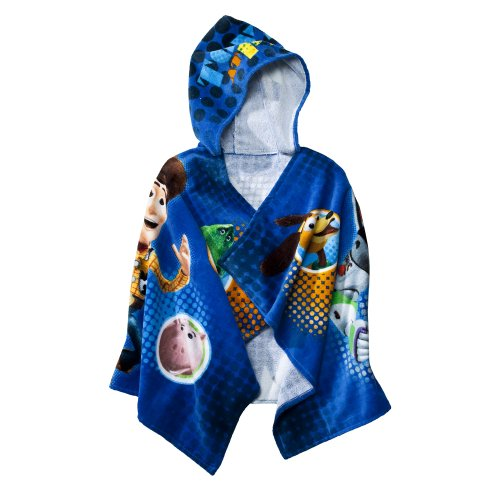 Disney Toy Story Sunnyside Hooded Cape Towel