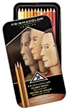 Sanford Prism color Premier Portrait Colored Pencil Set, Assorted Colors, 24 Pencils