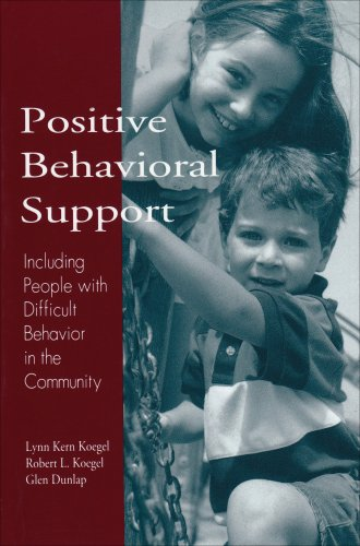 Positive Behavioral Support: Including People with...