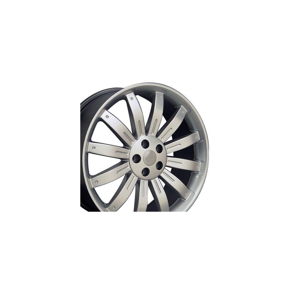 Wheel Fits Land Rover Range Rover   Hyper Silver 22x9
