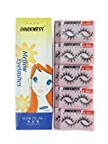 Darkness False Eyelashes K-ma 8 (Pack of 10) by Darkness False Eyelashes