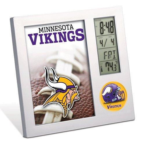 Vikings Desk Clocks Minnesota Vikings Desk Clock Vikings
