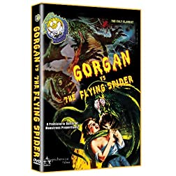 Gorgan Vs The Flying Spider (1966)