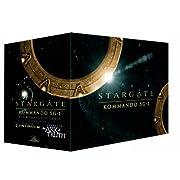 Post image for Stargate Kommando SG 1 – Complete Box [62 DVDs] für 82€ *UPDATE*