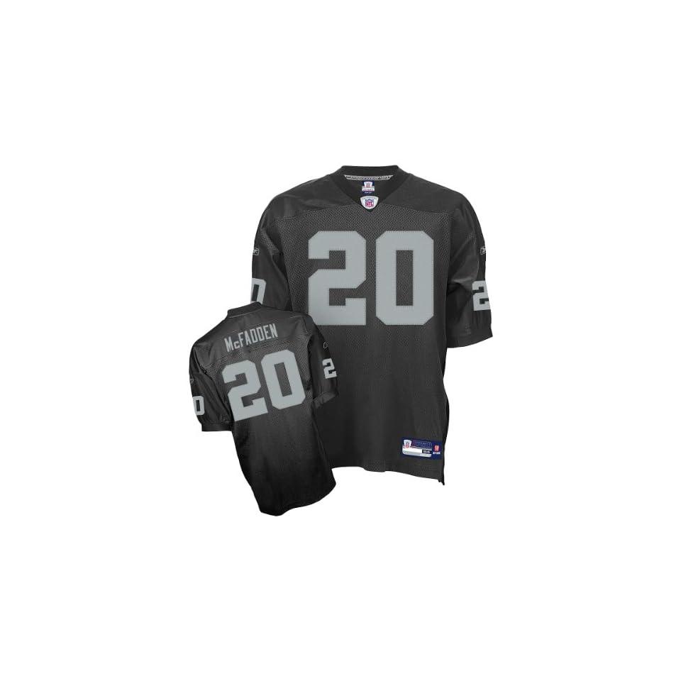 023fdfade25 Reebok Oakland Raiders Darren McFadden Authentic Jersey on PopScreen