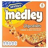 McVitie's Caramel & Chocolate Medley 6 x 30g