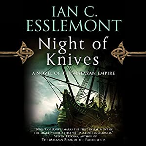 Night of Knives Audiobook