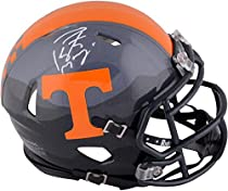 Peyton Manning Tennessee Volunteers Autographed Riddell Smoky Mountain Mini Helmet - Fanatics Authentic Certified