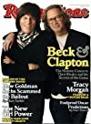 Rolling Stone March 4 2010 Jeff Beck & Eric Clapton on Cover, Tracy Morgan, Oscar Predictions, Ryan Bingham L.A. Cowboy, The Who, Lady Gaga, Alicia Keys, Lost Returns, Shawn White & Louie Vito/Olympic Snowboarders, Danger Mouse & James Mercer Team Up