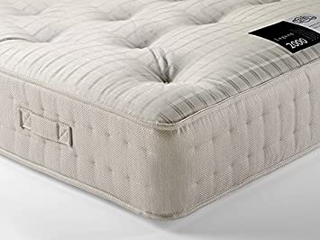 Snuggle Beds New Legend Ortho 2000 6' Super King Mattress
