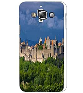SAMSUNG GALAXY GRAND MAX CASTLE Back Cover by PRINTSWAG