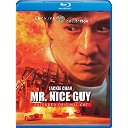 Mr. Nice Guy [Blu-ray]