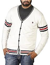 Oldberri V-Neck Full Sleeve Casual Sweater For Mens
