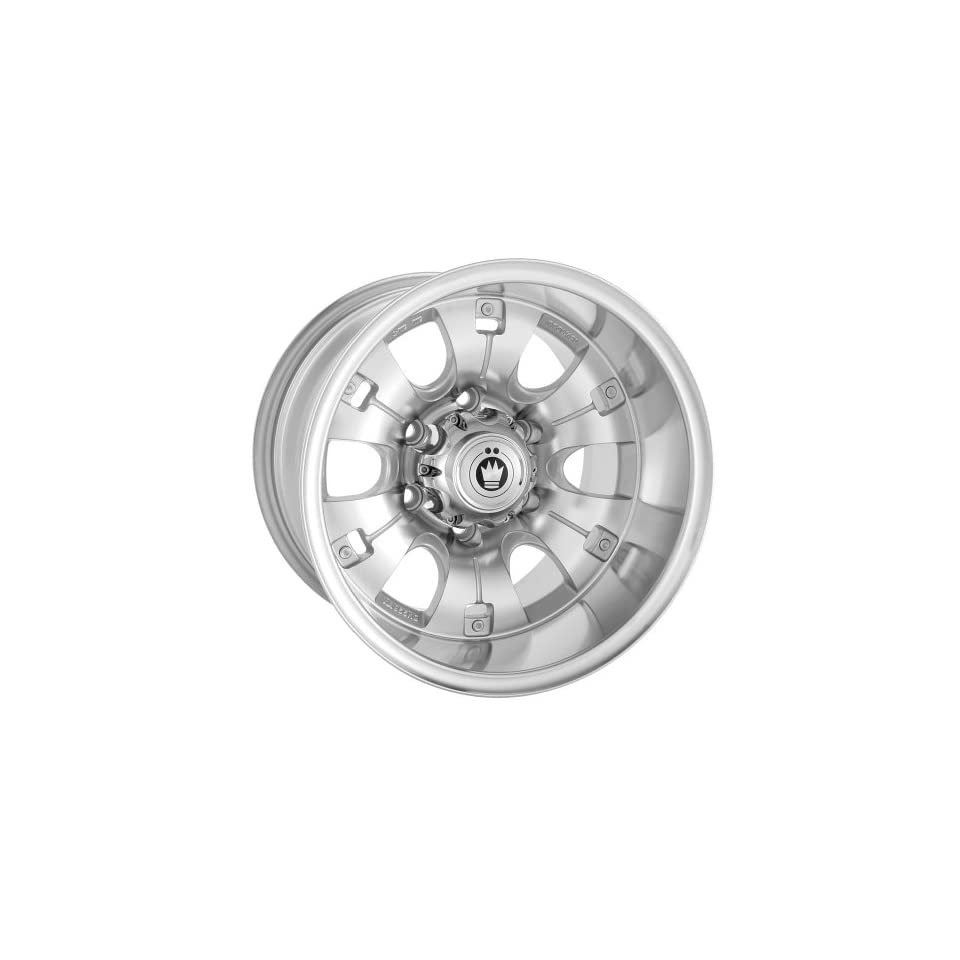 16x8 Konig Rugged Road (Silver) Wheels/Rims 6x114.3 (RGN8661420S)