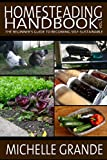 Homesteading Handbook vol. 1: The Beginners Guide to Becoming Self-Sustainable (Homesteading Handbooks)