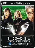 CSI - 12ª Temporada Completa DVD España. Ya a la venta, desde HOY
