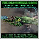 Confliction Compendium: The Dragoneer Saga, Cycle One Audiobook by M. R. Mathias Narrated by Christine Padovan