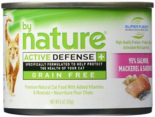 By Nature 95% Salmon, Mackerel & Sardines Recipe