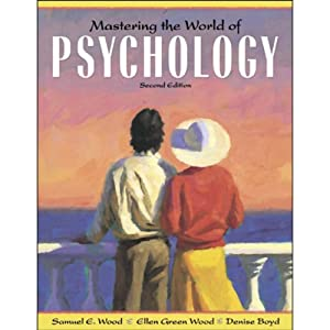 VangoNotes for Mastering the World of Psychology, 2/e | [Samuel Wood, Ellen Green Wood, Denise Boyd]