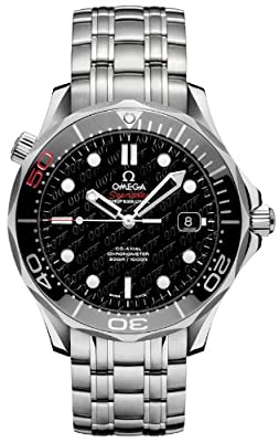Omega Seamaster 007 James Bond 50th Anniversary Limited Edtion Mens Watch 212.30.41.20.01.005 by Omega